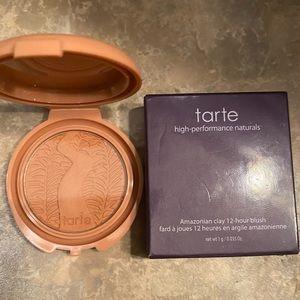 """""""Tarte"""" 12- hour blush"""